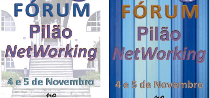 Pré-Registo Fórum Pilão NetWorking 2016