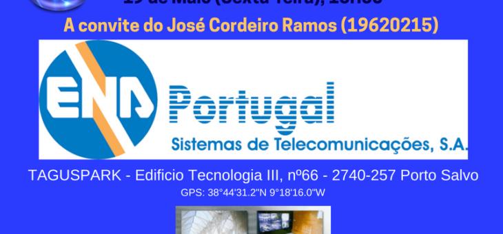 Sessão #13 Encontros ao Fim da Tarde na ENA Portugal